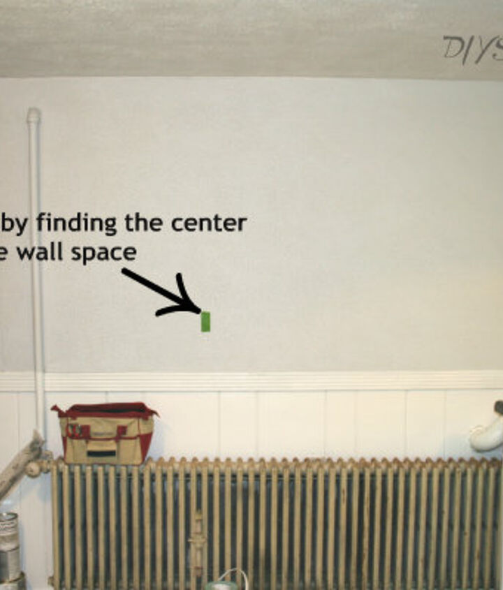 Wall before, above radiator was a waste of spachttp://www.hometalk.com/qz9e3mz95w/posts#e