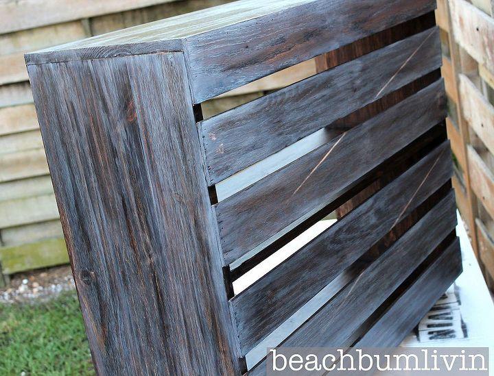 http://beachbumlivin.com Layering Stain