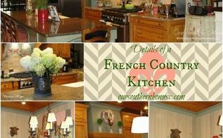 kitchen tour the details, home decor, kitchen design, kitchen island, organizing, French Country Kitchen