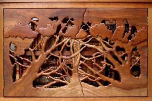wonderful woodwork by william heistand, woodworking projects, Creative Woodworking by William Heistand