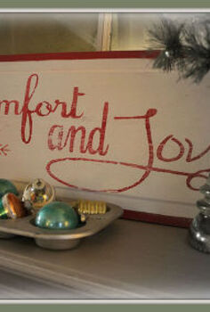 come see how i used old parts of an exterior door to make this christmas comfort and, christmas decorations, doors, repurposing upcycling, seasonal holiday decor