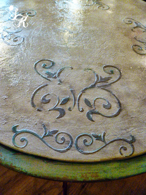 sk s little french bistro, painted furniture