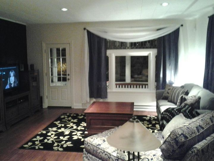 After # 2 (Furnishings no art or finishing touches)