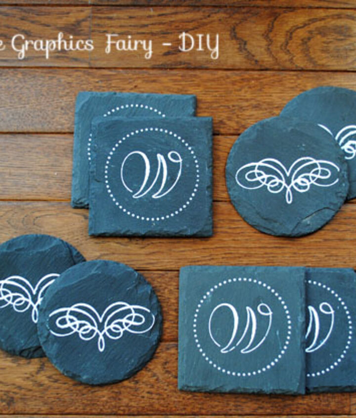 That's it! Cute right? I think they would make a great gift! Stop by my blog for the links to the supplies!