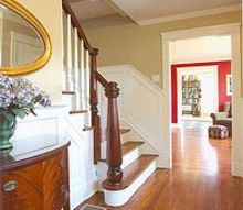 should we stay in our home and renovate add on or should we move, home decor, home improvement, Foyer Renovation by Titus Built LLC