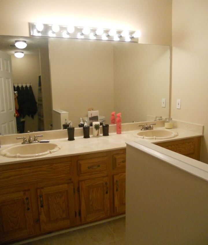 q light fixture upgrade on a budget, diy, home decor, home maintenance repairs, how to, lighting