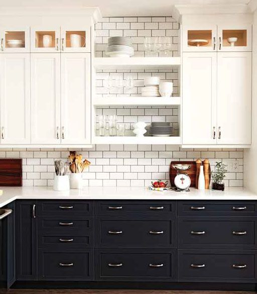 Contrasting Kitchen Cabinets - Must Have Or Must Go?   Hometalk