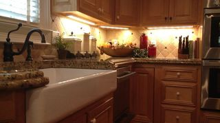 , I love this shot this is showing the curve of the sink and granite and how they go together