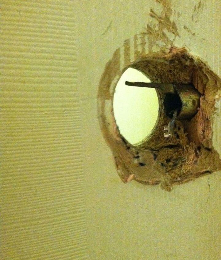 q should i fix my broken doorknob or replace the whole door, doors, home maintenance repairs