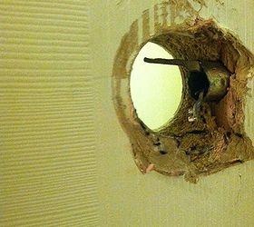 Beau Q Should I Fix My Broken Doorknob Or Replace The Whole Door, Doors, Home