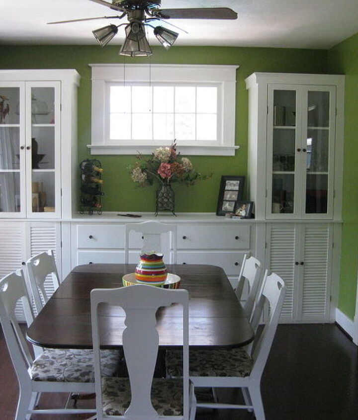 deciding what color to paint china hutch, painted furniture