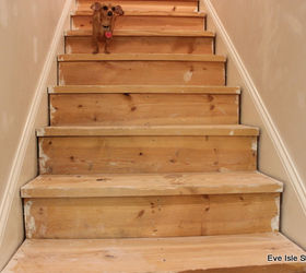 Stair Redo Phase 1 Complete, Diy, Home Improvement, Stairs, Woodworking  Projects,