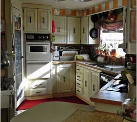 Makeover Of A Mobile Home Photo Heavy Post, Diy, Doors, Home Decor