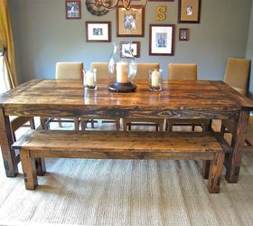 Diy Farmhouse Table, Diy, How To, Kitchen Cabinets, Painted Furniture Part 88