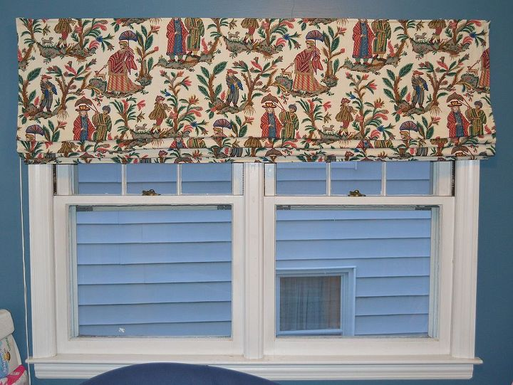 Diy Extra Wide Roman Shade Hometalk