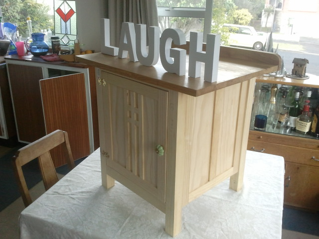 this cabinet is something i was asked to make by a little shop down the, kitchen cabinets, woodworking projects