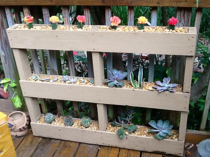 i found this to be an easy way to dress up the deck, decks, gardening