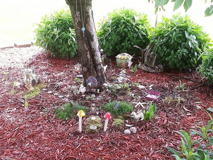 fairy, gardening, outdoor living