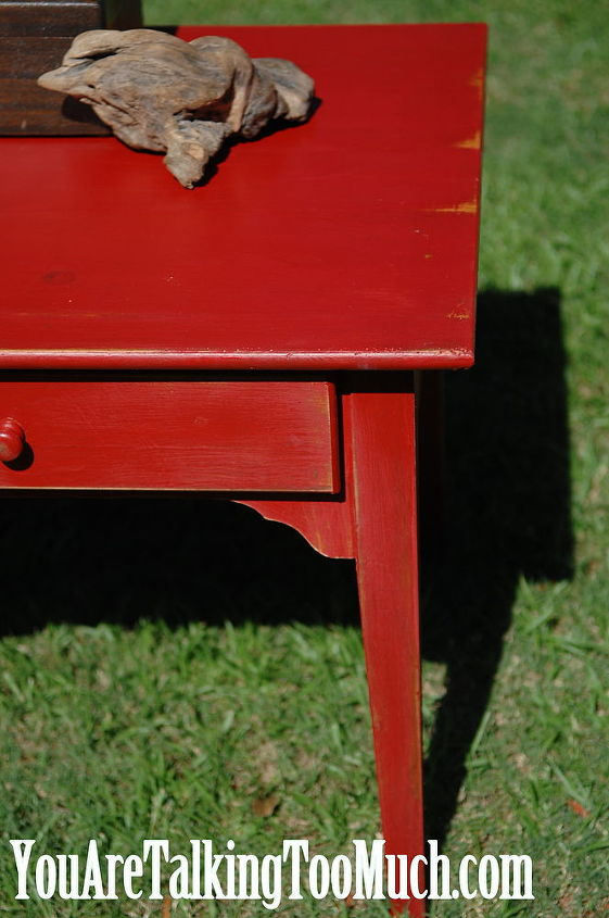 would you pass this up, painted furniture