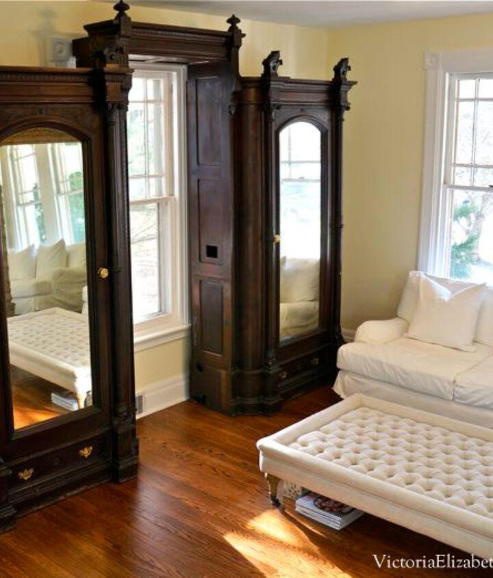 My BEST find is a giant Victorian wardrobe…  http://victoriaelizabethbarnes.com/share-your-favorite-find/