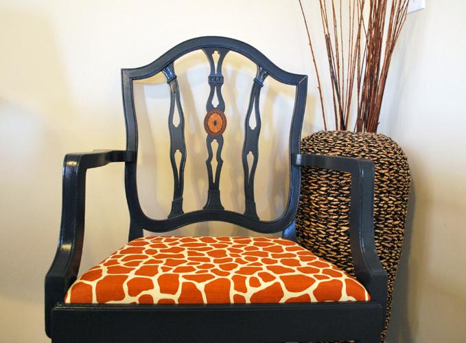 vivien, painted furniture