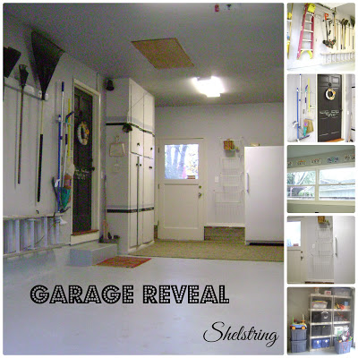 garage reveal, cleaning tips, garages, storage ideas, Garage Now