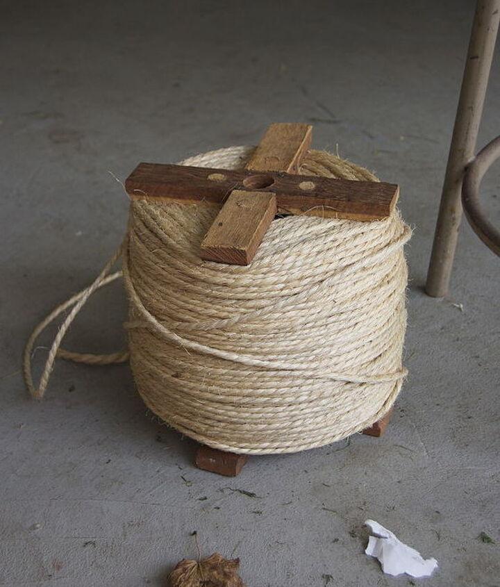 ball of rope- love!