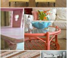 furniture makeovers, home decor, painted furniture, repurposing upcycling
