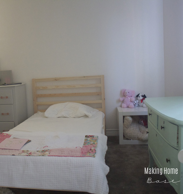 decorating a small bedroom my daughter s room makeover, bedroom ideas, home decor