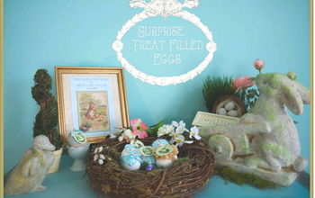 Easter Surprise: Treat Filled Hollow Eggs