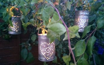 Make Something for Nothing...how to Re-purpose Your Old Soup Tins...