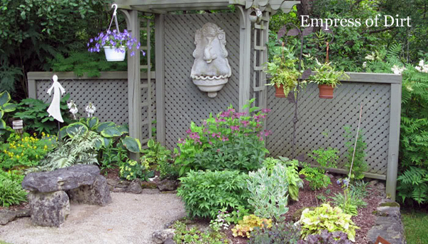 Privacy Screen Ideas And How To Make A Fence Taller Hometalk