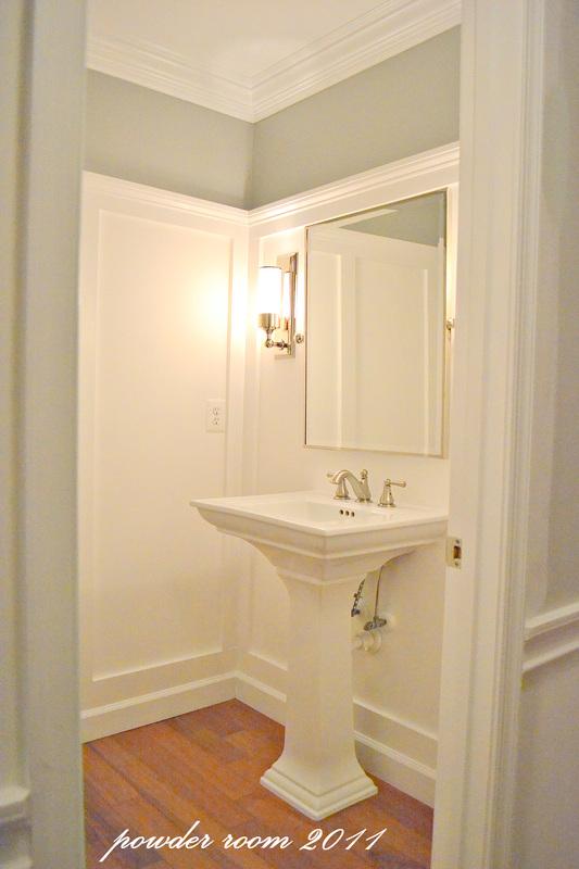 Powder Room Gut Renovation Hometalk - How to gut a bathroom