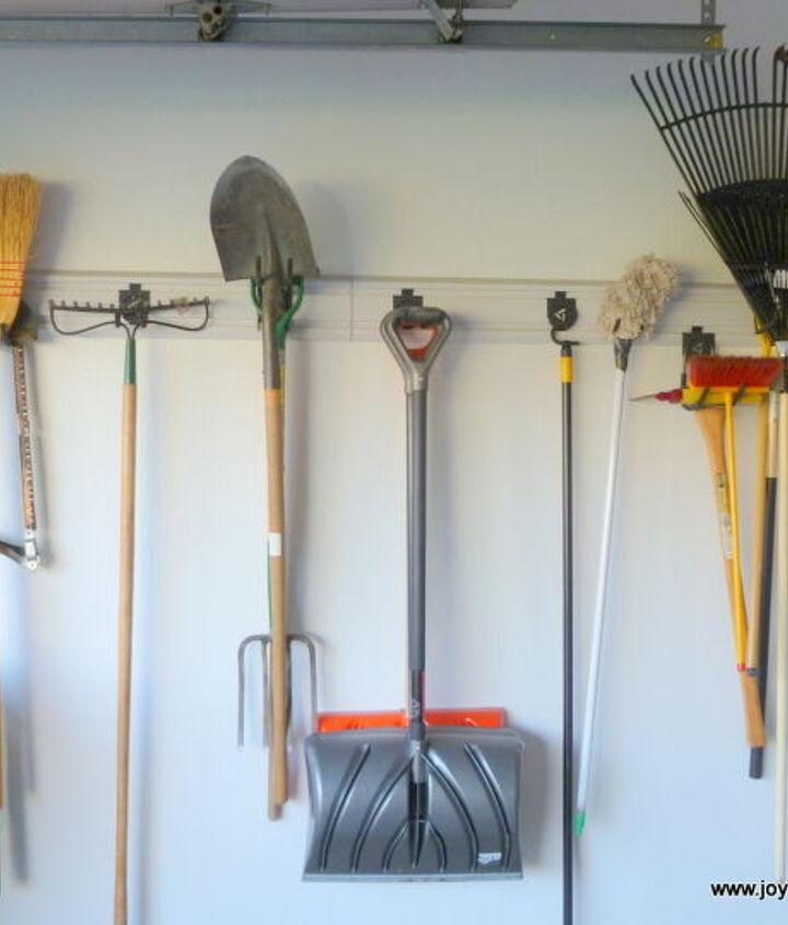 Large tool storage