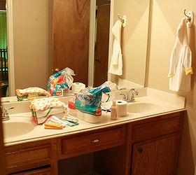 Captivating Mosaic Tile Framed Mirror, Bathroom Ideas, Home Decor, Tiling, Bathroom  Before