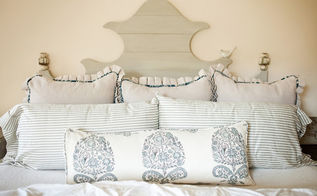 diy ballard designs headboard, bedroom ideas, home decor