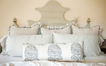 DIY Ballard Designs Headboard