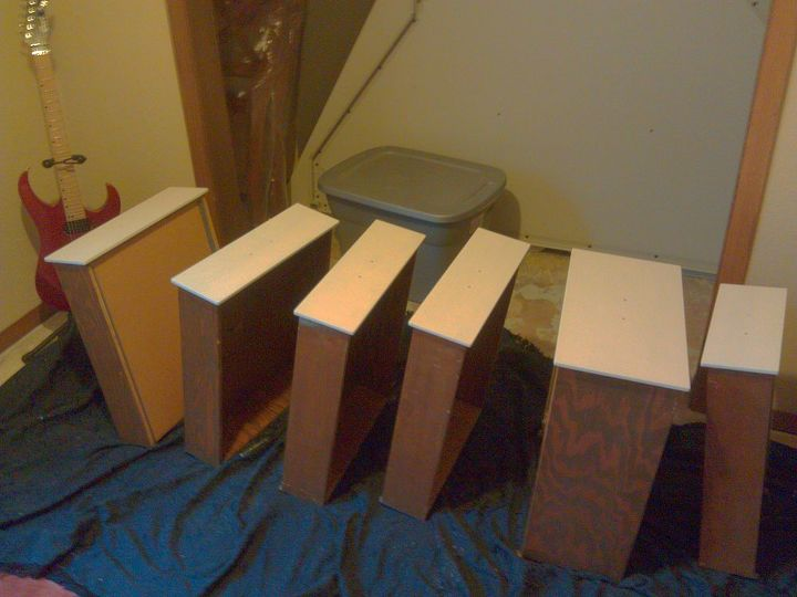 Then Drawers!