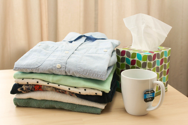 warning dirty laundry is dangerous, cleaning tips