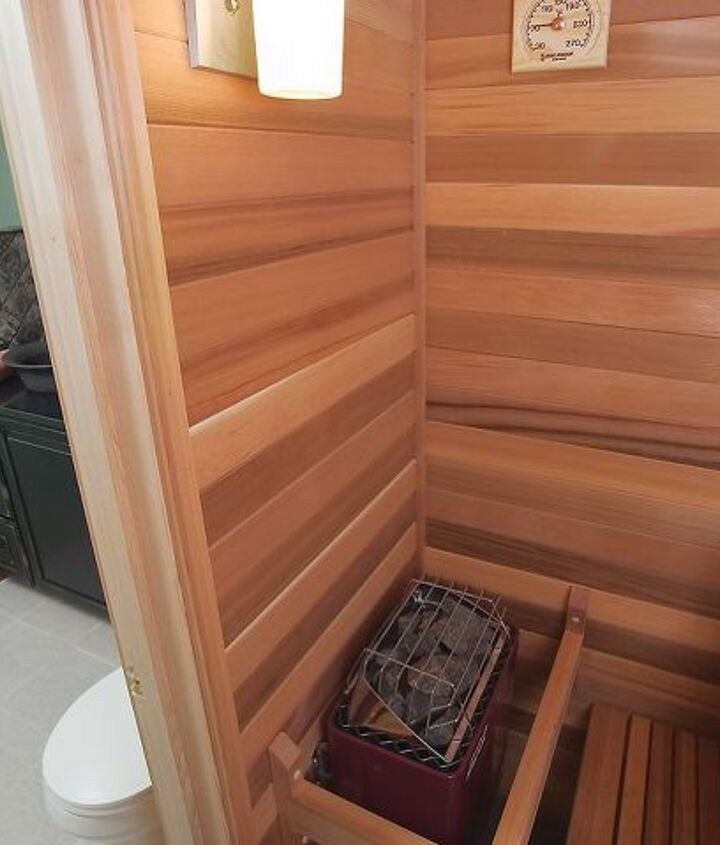 Sauna by AK