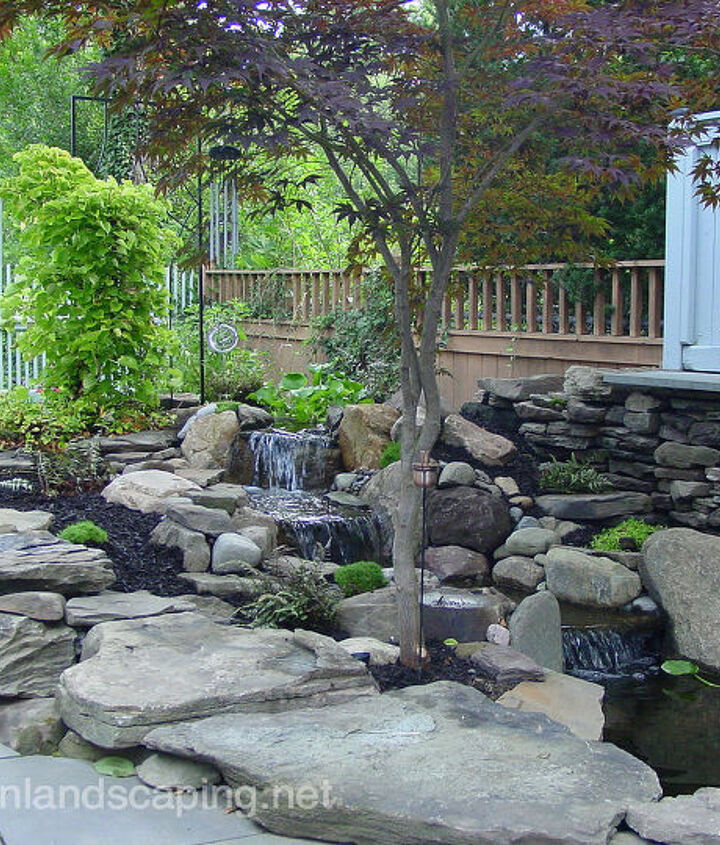 Pond Maintenance by Acorn of Rochester NY
