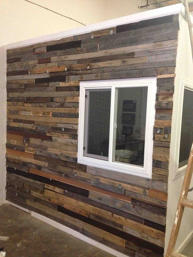 old ideas decor wood barn art decorating wall home reclaimed com