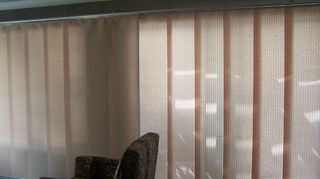 i am looking for alternatives to vertical blinds on my sliding glass doors, doors, window treatments