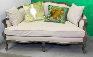 5 cheap ways to beautify unsightly furniture, home decor, painted furniture