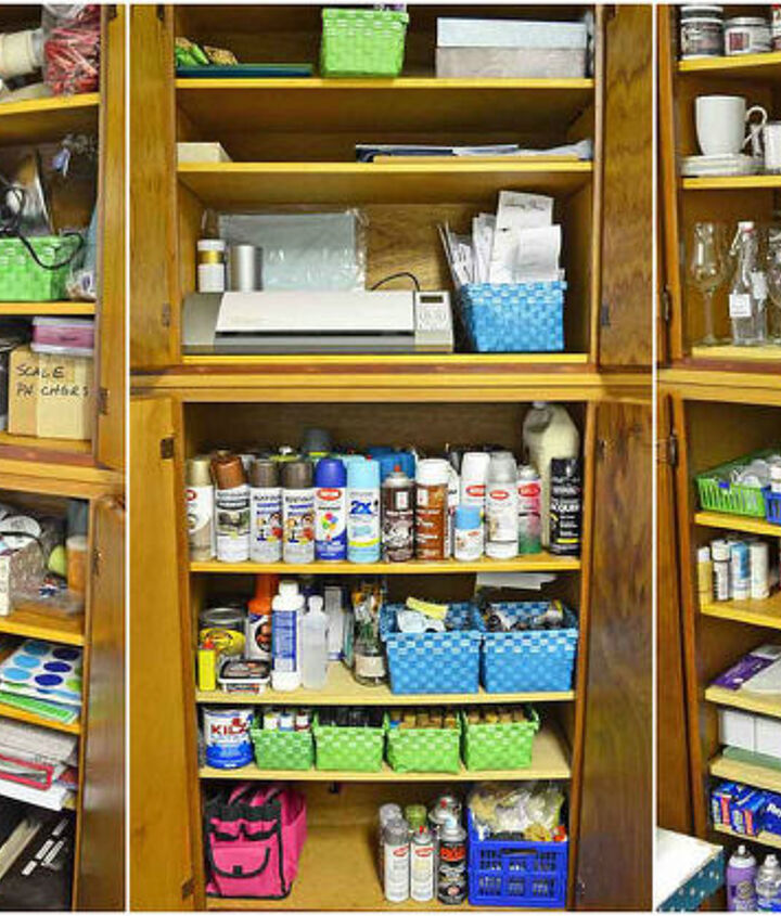 my craft room tour, cleaning tips, craft rooms, storage ideas