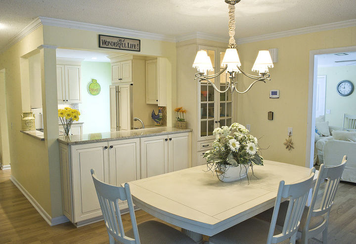 beach cottage remodel, home improvement