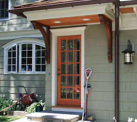 Cape Cod Exterior Renovation Ideas Part - 22: Cape Cod Transformed To Craftsman Style With Home Renovation, Curb Appeal