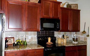kitchen, kitchen backsplash, kitchen design, tiling, My husband finished the kitchen backsplash