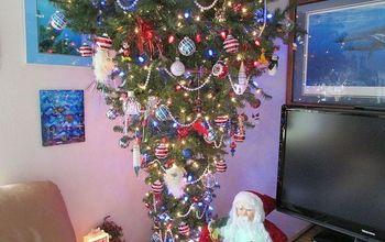 My Upside Down Christmas Tree