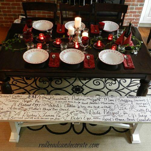 doodle memories into your furniture, kitchen design, painted furniture